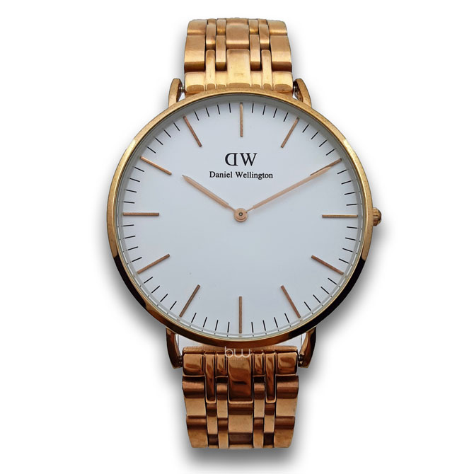 ساعت مچی dw