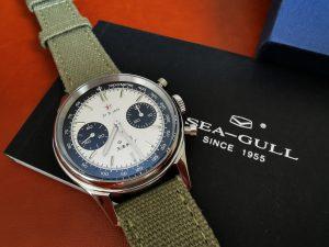 ساعت چینی TIAJIN SEA-GULL ( برنارد واچ)