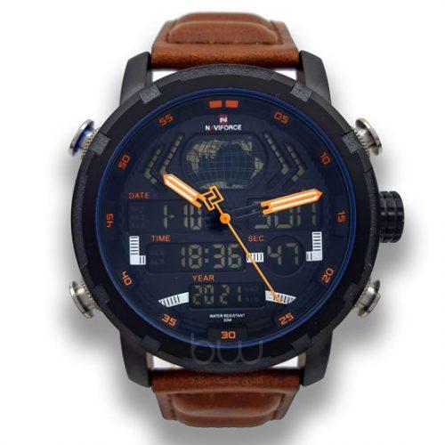 ساعت مچی ناوی فورس مردانه / NAVIFORCE NF9160M