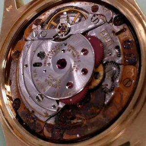 بررسی جریان های الکتریکی بالا در خربی ساعت( برنارد واچ)