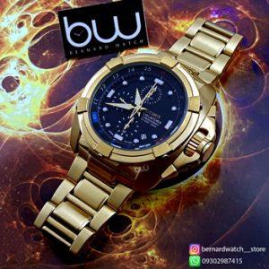 ساعت سیکو طلایی (برنارد واچ)