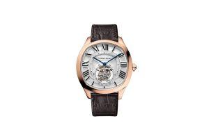 معرفی ساعت Drive de Cartier Flying Tourbillon در فروشگاه ساعت برنارد