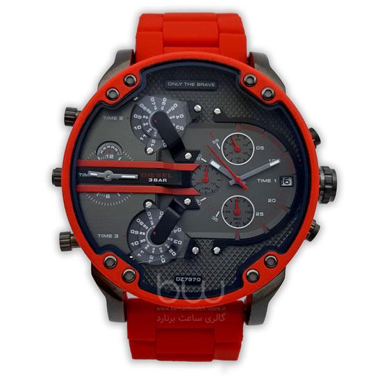 ساعت مچی مردانه دیزل مدل هفت موتوره / DIESEL DZ-7370